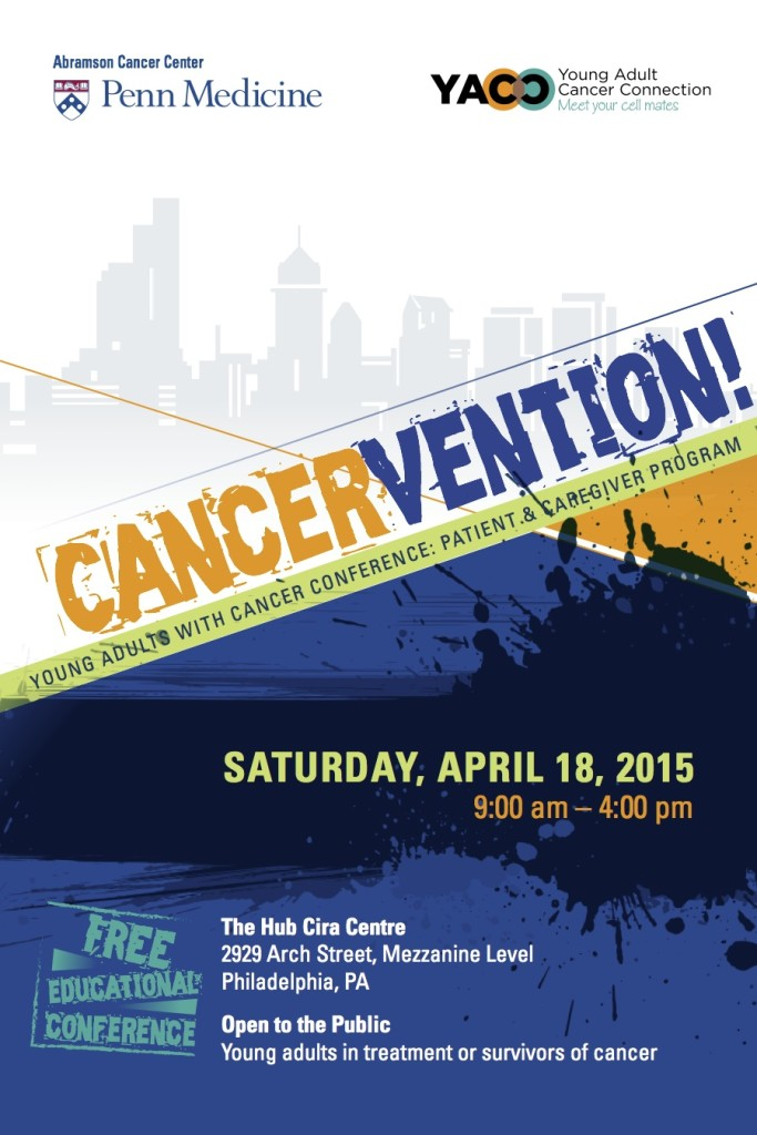 CAN-FY15-6393-Young Adults with Cancer Invite Brochure REGISTRATION